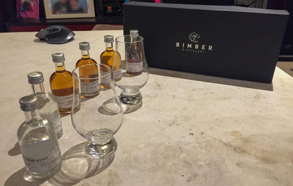 Bimber Distillery Tweet Tasting