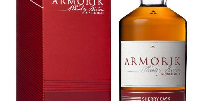 Armorik Sherry Cask bottle