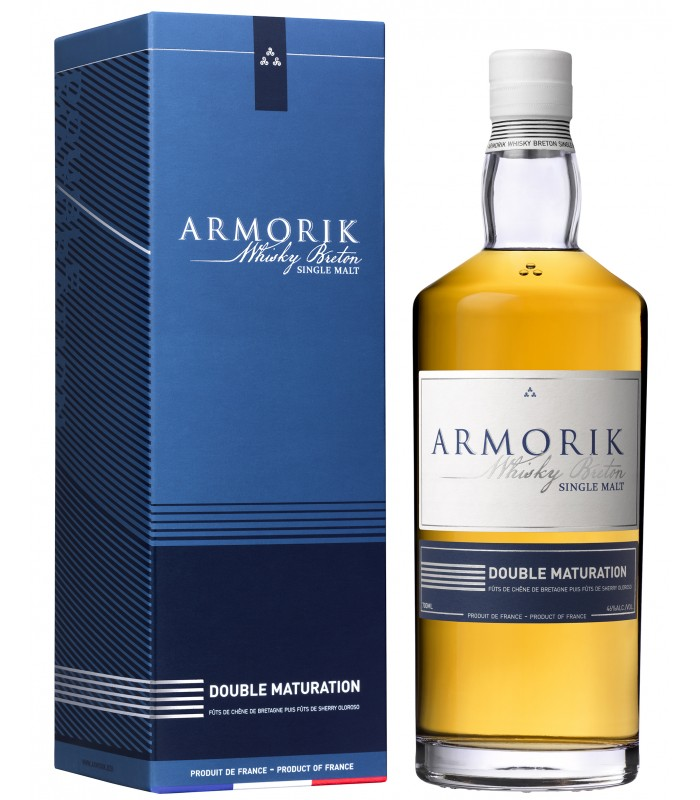 Armorik Double Maturation bottle