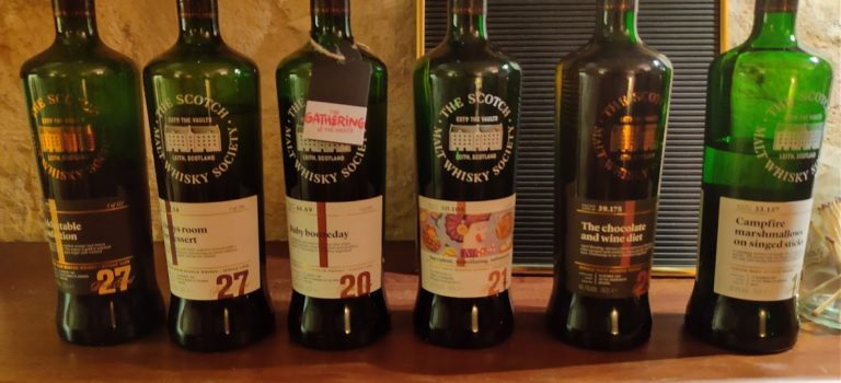 SMWS – Come in here, dear boy, have a cigar