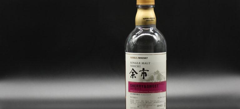 Yoichi Sherry & Sweet review