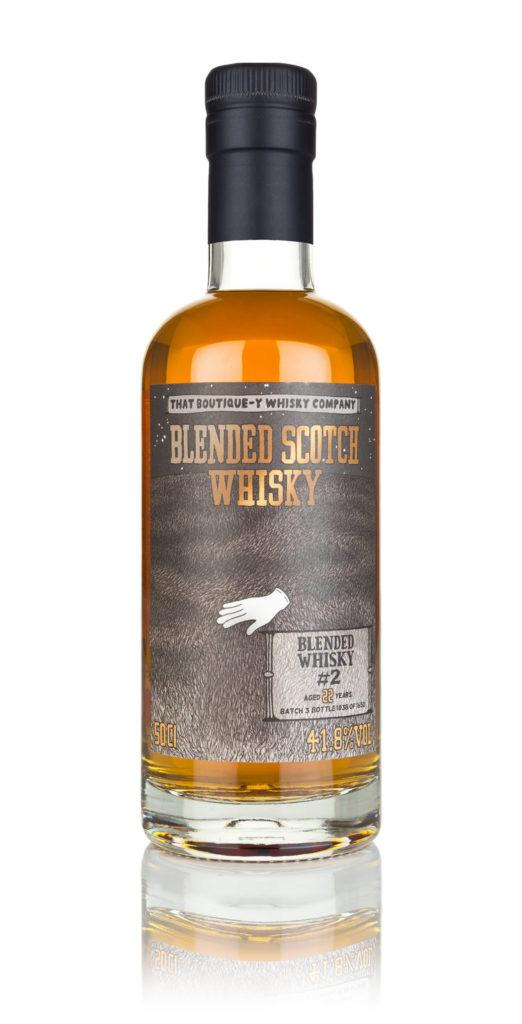 Blended Whisky #2 22yo batch 3 TBWC