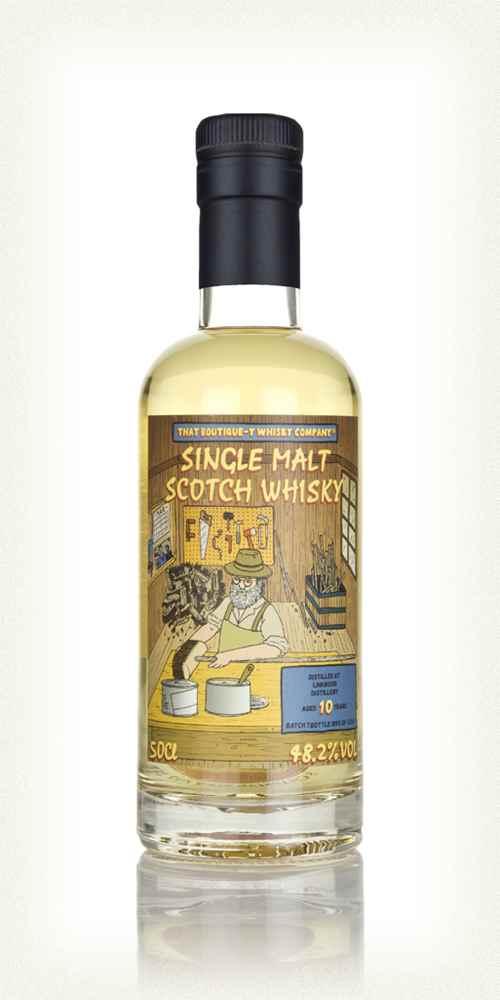 Linkwood 10yo batch 8 TBWC's bottle