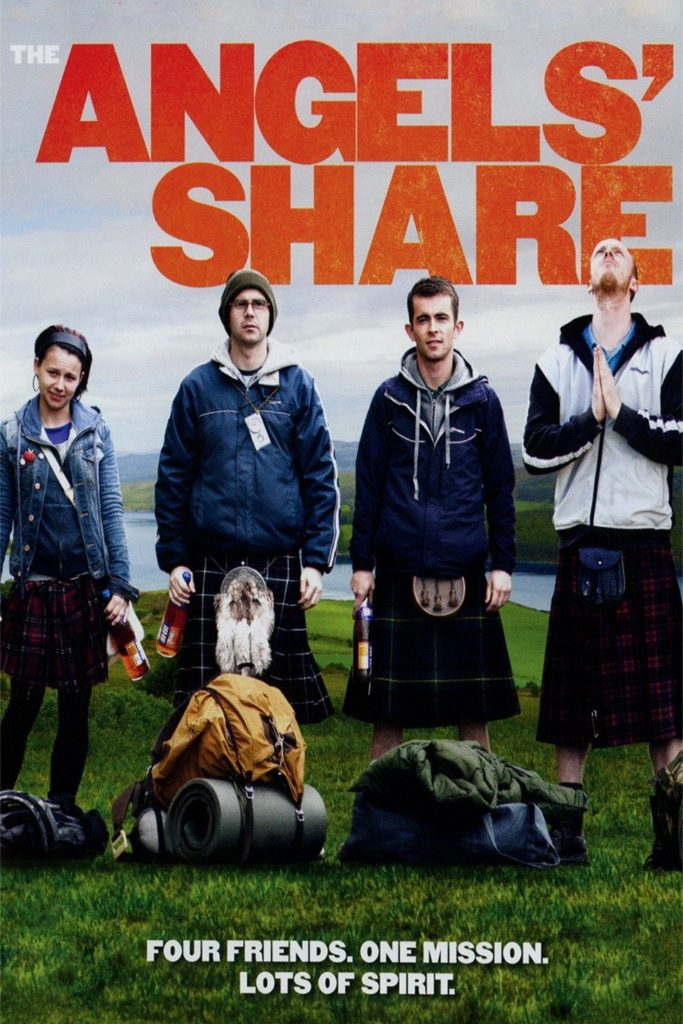The Angels' Share film poster