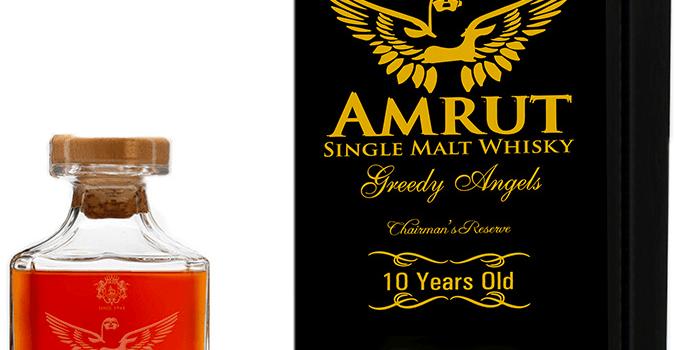 Amrut 10yo Greedy Angels Chairman's Reserve Review