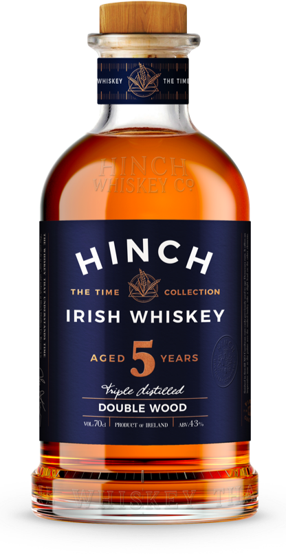 Hinch distillery 05 year-old Double Wood