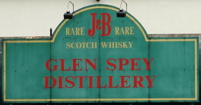 Glen Spey sign