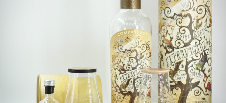 Compass Box Spice Tree & Spice Tree Extravaganza Review