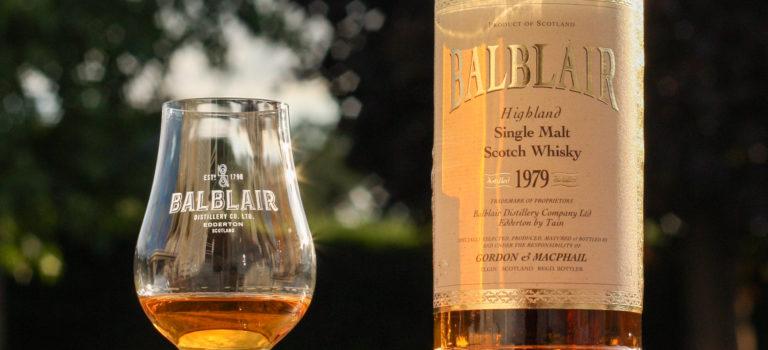 Balblair 1979 Gordon & Macphail review