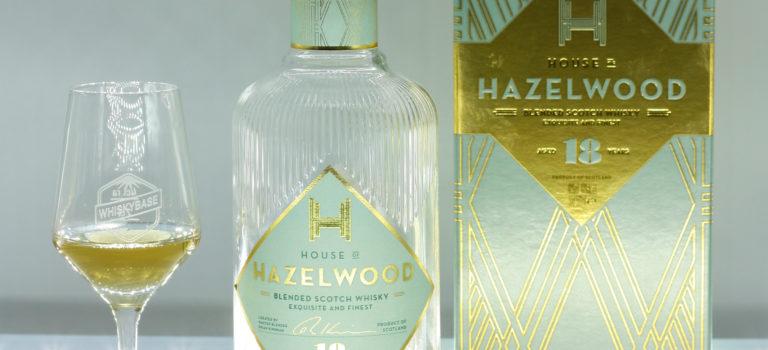 House of Hazelwood 18yo Review