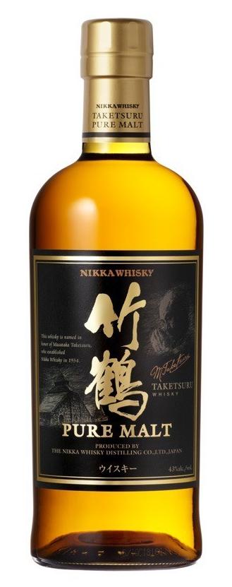 Old edition of Nikka Taketsuru Pure Malt NAS