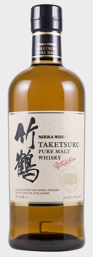 New 2020 edition of Nikka Taketsuru Pure Malt NAS