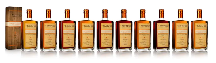 The Whisky Cellar first series