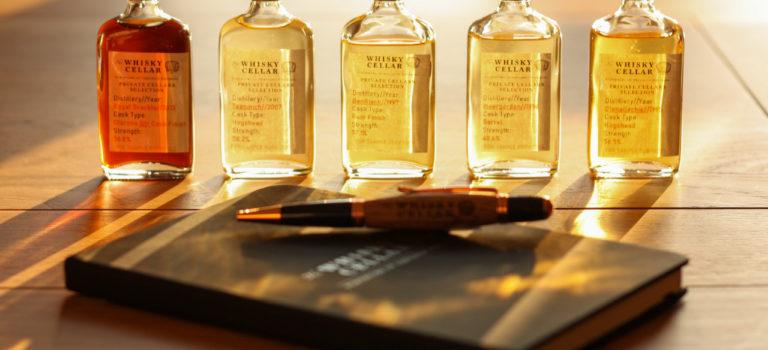 The Whisky Cellar Tweet Tasting