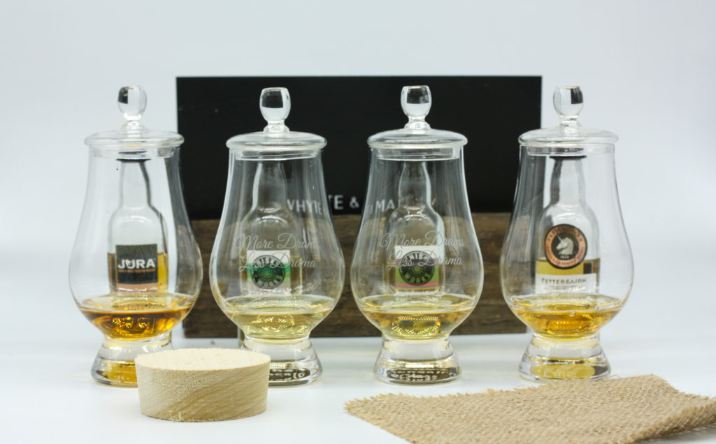A few moments before starting the Gregg Glass Whisky Tweet Tasting...