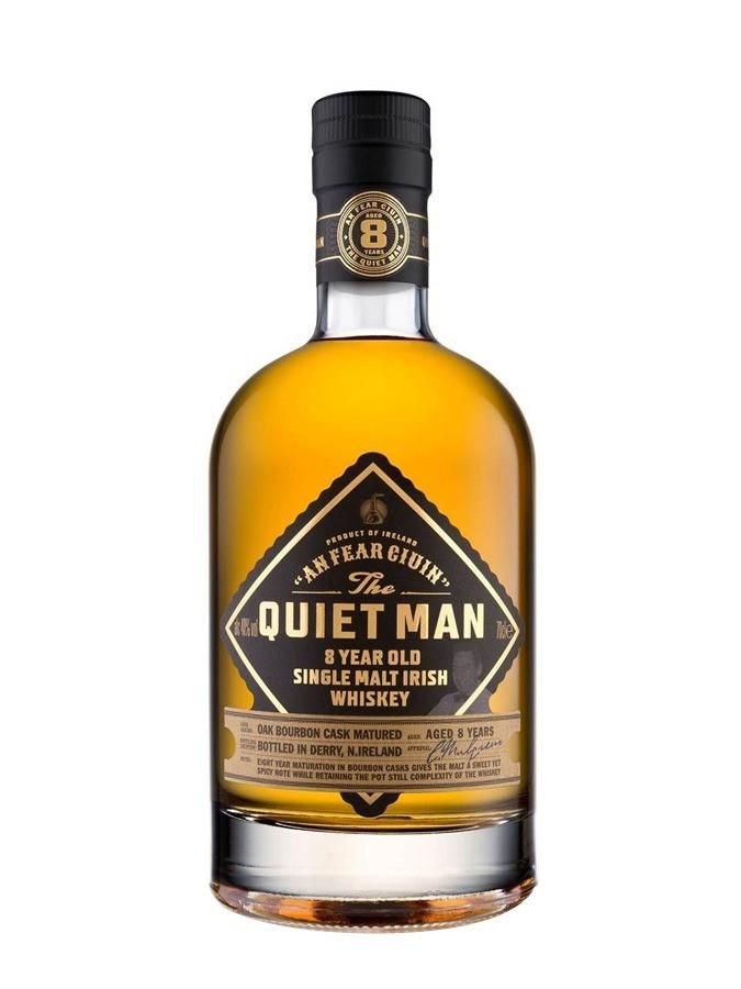 The Quiet Man 8yo Single Malt