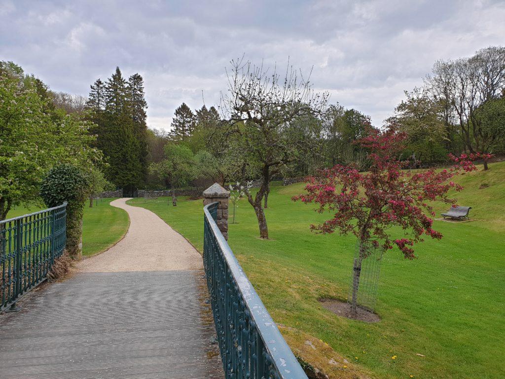 Glen Grant's gardens