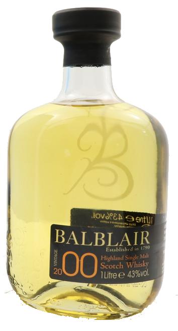 Balblair 2000 2nd release