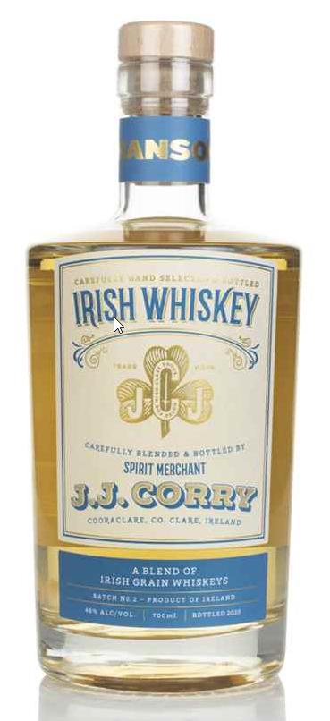 J.J. Corry The Hanson batch 2