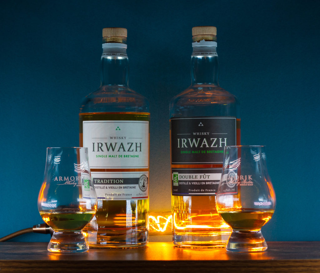 Irwazh Tradition and Double Fût, on my shelves!