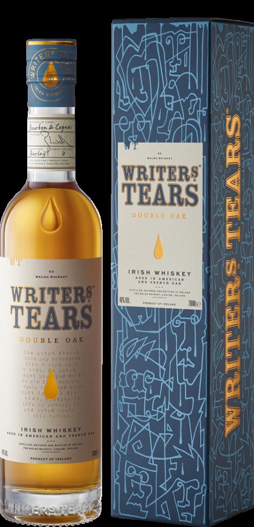 Writers' Tears Double oak, part of the Walsh Whiskey Tweet Tasting 2021