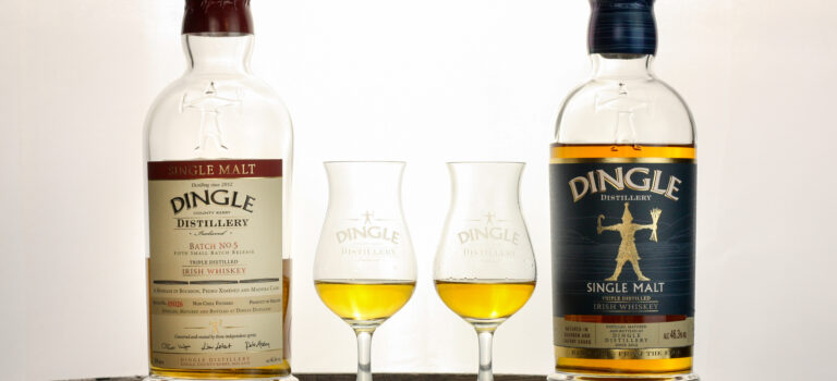 Dingle Single Malt and Batch No. 5 review